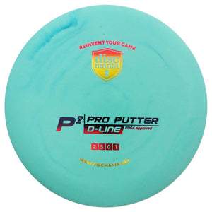 Discmania D-Line P2 Pro Putter Golf Disc