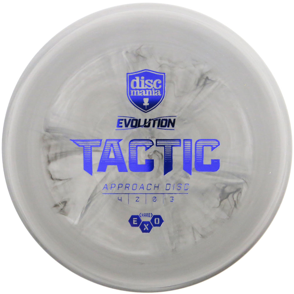 Discmania Evolution Exo Hard Tactic Putter Golf Disc