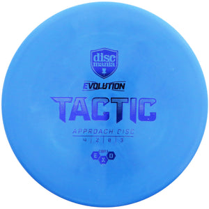 Discmania Evolution Exo Soft Tactic Putter Golf Disc