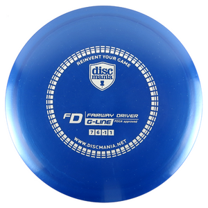 Discmania G-Line FD Fairway Driver Golf Disc
