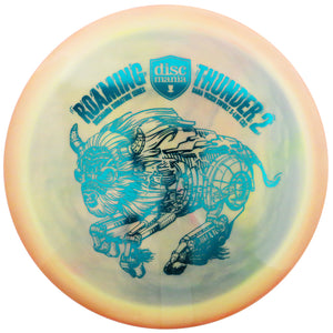 Discmania Limited Edition 2019 Signature Dana Vicich Roaming Thunder II Swirly S-Line CD2 Control Driver Distance Driver Golf Disc