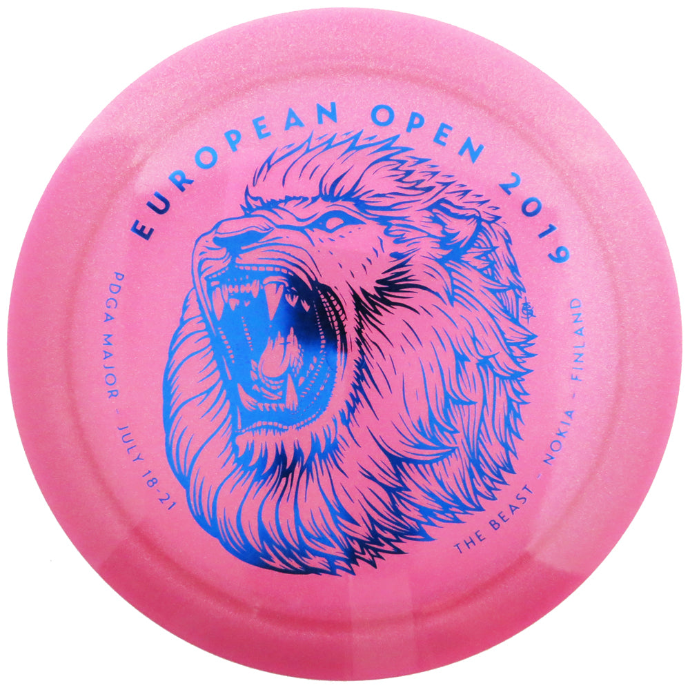 Discmania Limited Edition 2019 European Open Evolution Forge Enigma Distance Driver Golf Disc