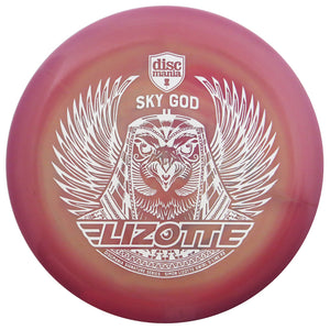 Discmania Limited Edition 2019 Signature Simon Lizotte Sky God II Swirly S-Line P2 Pro Putter Golf Disc