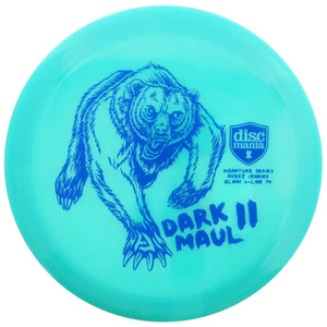 Discmania Limited Edition 2020 Signature Avery Jenkins Dark Maul II Color Glow C-Line PD Power Driver Distance Driver Golf Disc