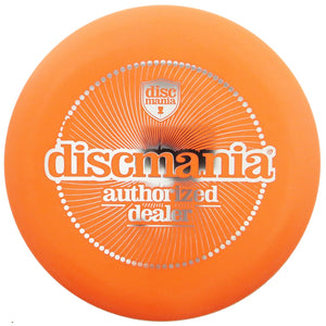 Discmania Limited Edition Authorized Dealer D-Line P1x Beaded Putter Golf Disc