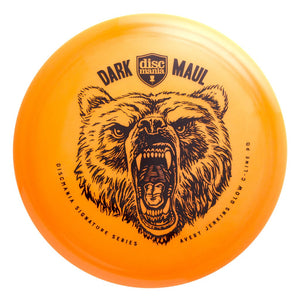 Discmania Limited Edition Signature Avery Jenkins Dark Maul PD Power Driver Distance Driver Golf Disc