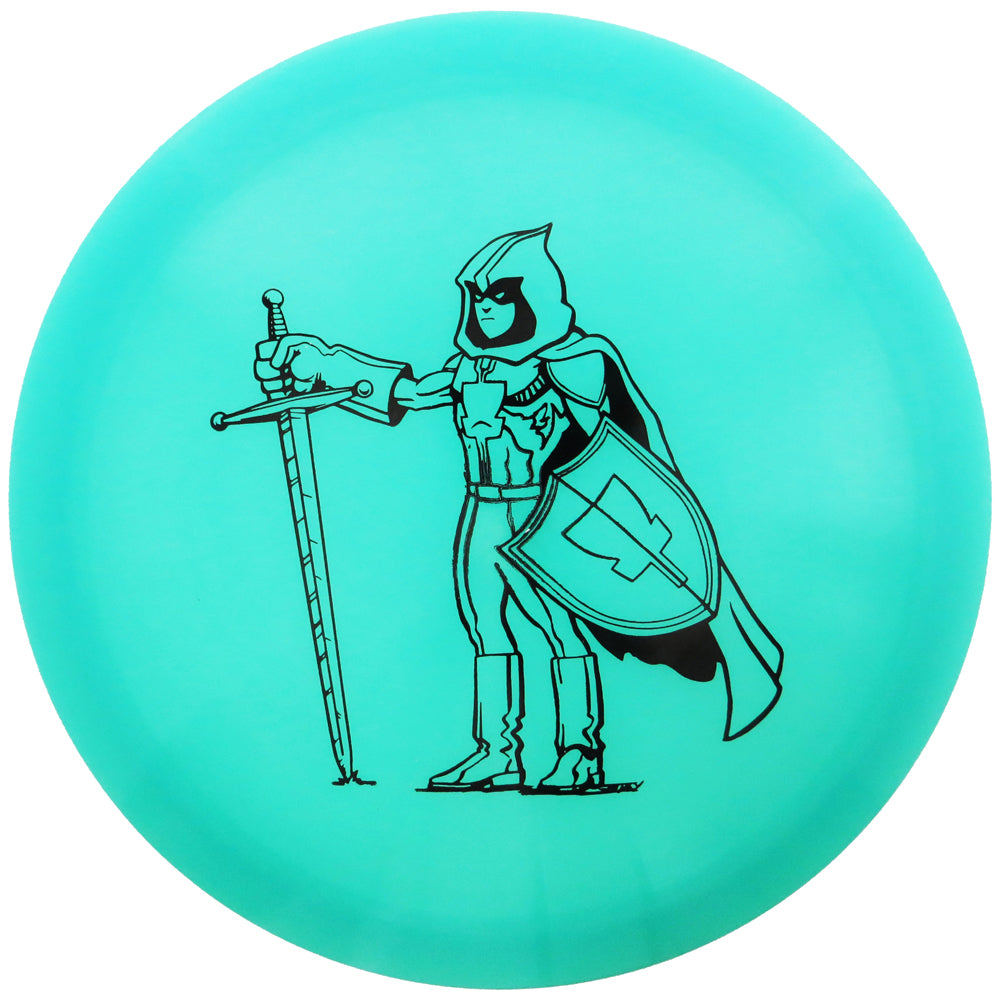 Discmania Limited Edition Discmaniac Alert Color Glow C-Line FD3 Fairway Driver Golf Disc