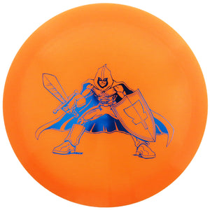 Discmania Limited Edition Discmaniac Brave Color Glow C-Line FD3 Fairway Driver Golf Disc