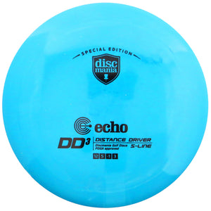 Discmania Limited Edition Echo S-Line DD3 Distance Driver Golf Disc