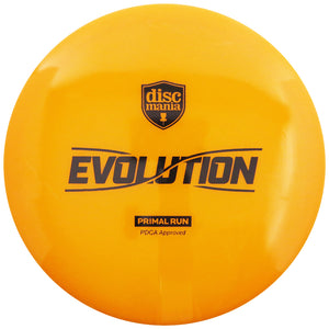 Discmania Evolution Primal Run Neo Origin Midrange Golf Disc