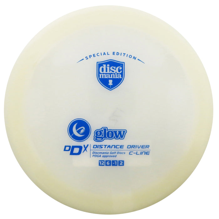 Discmania Limited Edition Glow C-Line DDx Distance Driver Golf Disc