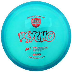 Discmania Limited Edition October Ghouls C-Line P2 Psycho Pro Putter Golf Disc