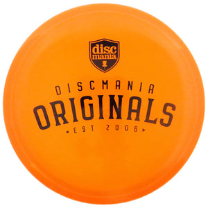 Discmania Limited Edition Originals Stamp C-Line P2 Pro Putter Golf Disc