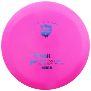 Discmania Limited Edition P-Line Soft P2 Pro Putter Golf Disc
