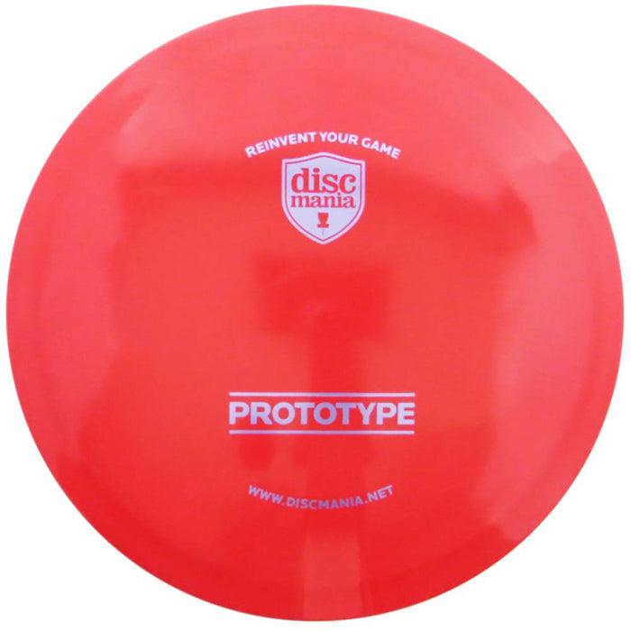 Discmania Limited Edition Prototype S-Line FD2 Reinvented Fairway Driver Golf Disc