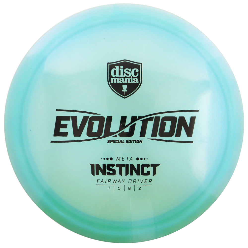Discmania Special Edition Evolution Meta Instinct Fairway Driver Golf Disc
