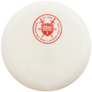 Discmania Limited Edition Swords Stamp P-Line Soft P2 Pro Putter Golf Disc