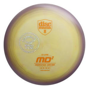 Discmania Limited Edition Swirly S-Line MD2 Midrange Golf Disc