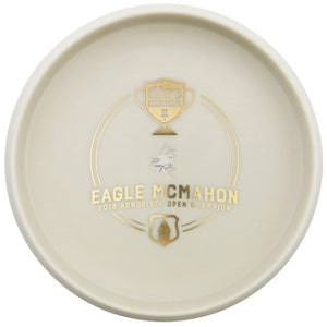 Discmania Limited Edition Triumph Series Eagle McMahon 2018 Konopiste Open Champion Bottom Stamp Glow P-Line P2 Pro Putter Golf Disc