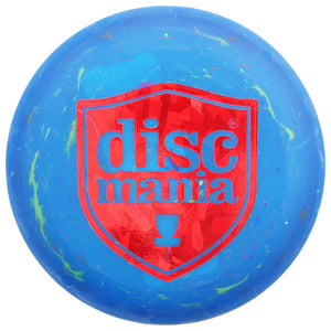 Discmania Big Shield Logo Zing Mini Putter Marker Disc