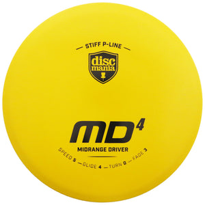 Discmania P-Line MD4 Midrange Golf Disc