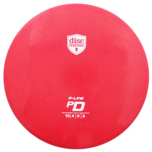 Discmania P-Line PD Power Driver Distance Driver Golf Disc