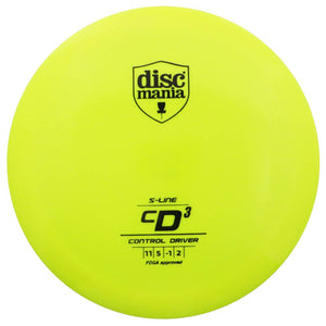 Discmania S-Line CD3 Control Driver Distance Driver Golf Disc