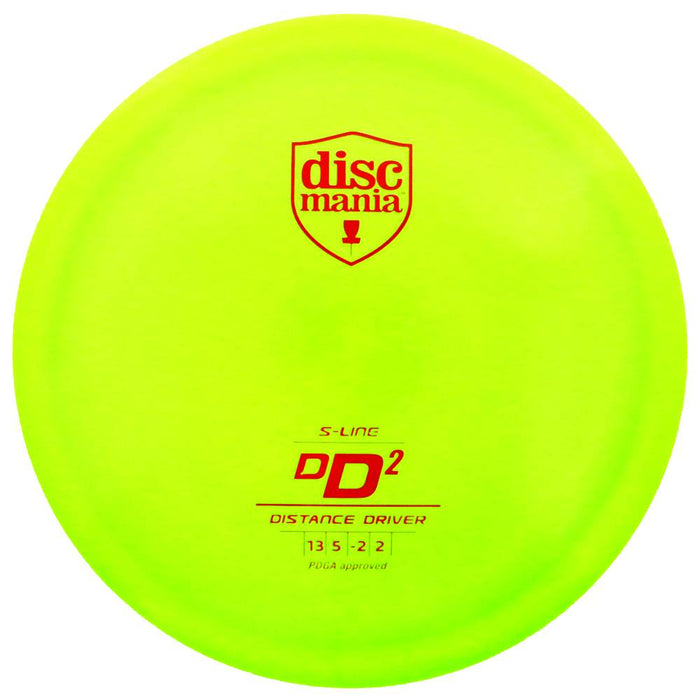 Discmania S-Line DD2 Distance Driver Golf Disc