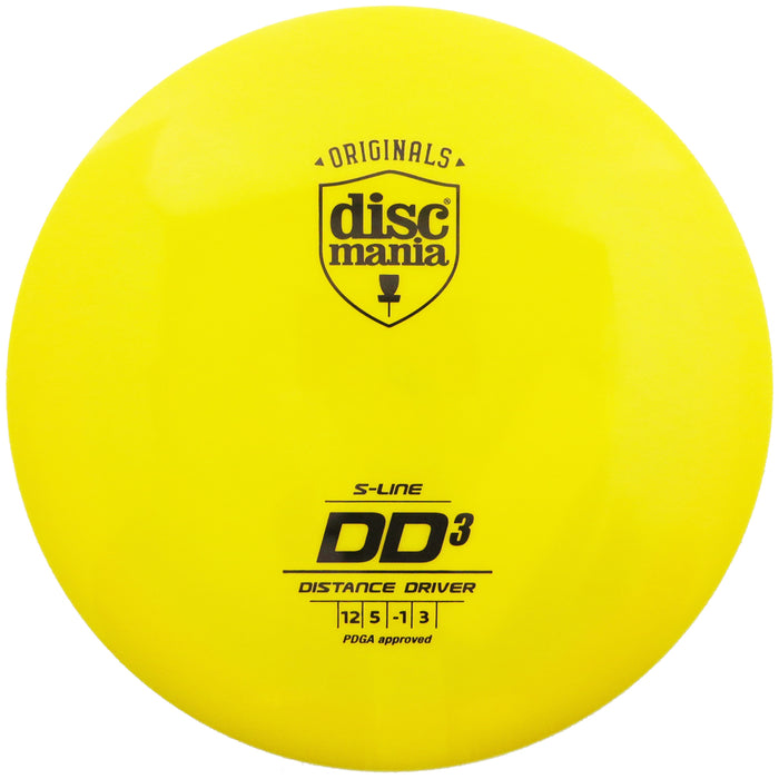 Discmania S-Line DD3 Distance Driver Golf Disc