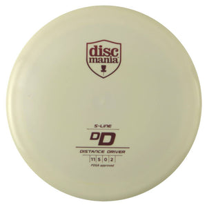 Discmania S-Line DD Distance Driver Golf Disc