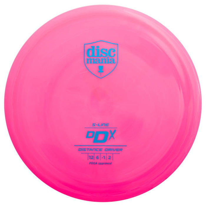 Discmania S-Line DDx Distance Driver Golf Disc