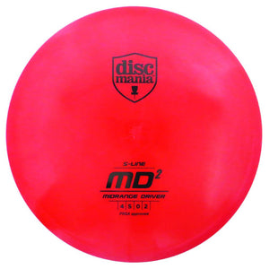 Discmania S-Line MD2 Midrange Golf Disc