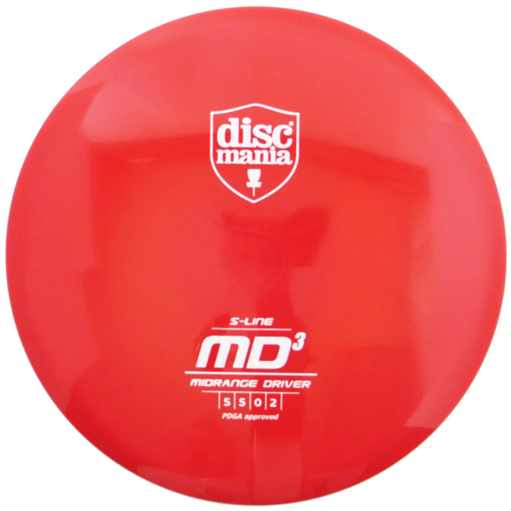 Discmania S-Line MD3 Midrange Golf Disc