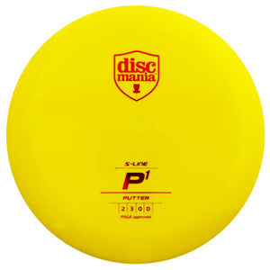 Discmania S-Line P1 Putter Golf Disc