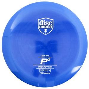 Discmania S-Line P2 Pro Putter Golf Disc