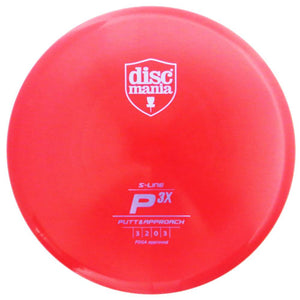 Discmania S-Line P3x Putt & Approach Putter Golf Disc