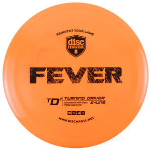Discmania S-Line TD2 Turning Driver Distance Driver Golf Disc