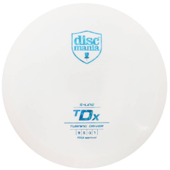 Discmania S-Line TDx Turning Driver Distance Driver Golf Disc