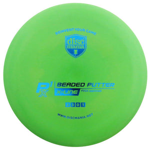 Discmania X-Line P1x Beaded Putter Golf Disc