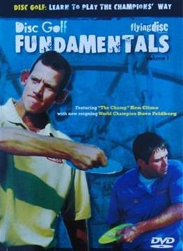 Disc Golf Fundamentals Vol. 1 - Learn to Play the Champions' Way DVD
