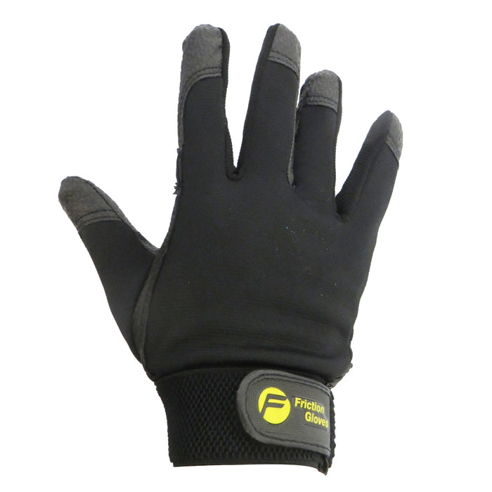 Friction Warm Fleece-Lined Ultimate Frisbee Gloves