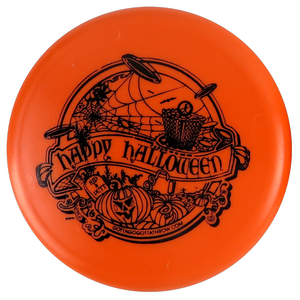 Gotta Go Gotta Throw Happy Halloween Inter-Locking Mini Marker Disc