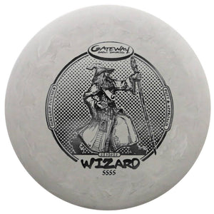 Gateway Sure Grip 4S Wizard Putter Golf Disc