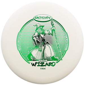 Gateway Sure Grip Firm Wizard Putter Golf Disc