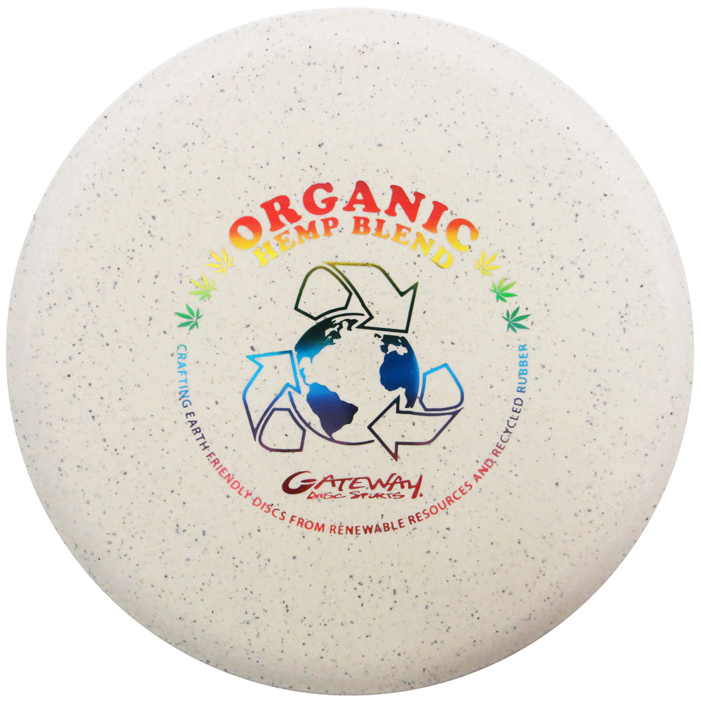 Gateway Organic Hemp Blend Element Midrange Golf Disc