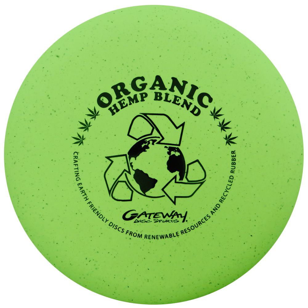 Gateway Organic Hemp Blend Wizard Putter Golf Disc