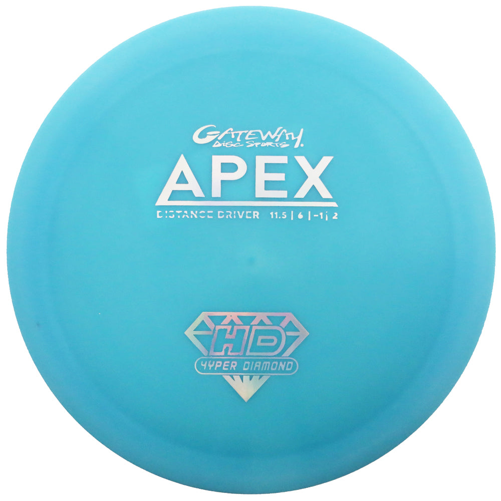 Gateway Hyper-Diamond Apex Distance Driver Golf Disc