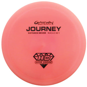 Gateway Hyper-Diamond Journey Distance Driver Golf Disc