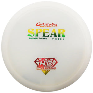 Gateway Hyper-Diamond Spear Fairway Driver Golf Disc
