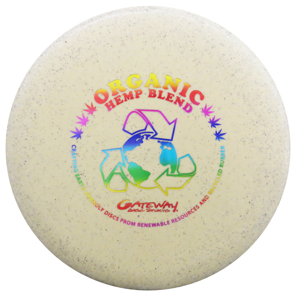 Gateway Hemp Blend Super Soft Wizard Putter Golf Disc